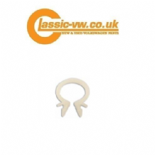 Wiring Loom Securing Clip White. Golf, Jetta, Caddy, Scirocco,